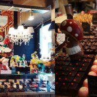 ルクセンブルク チョコレート