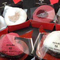 misdo meets PIERRE MARCOLINI ピエール マルコリーニ コレクション